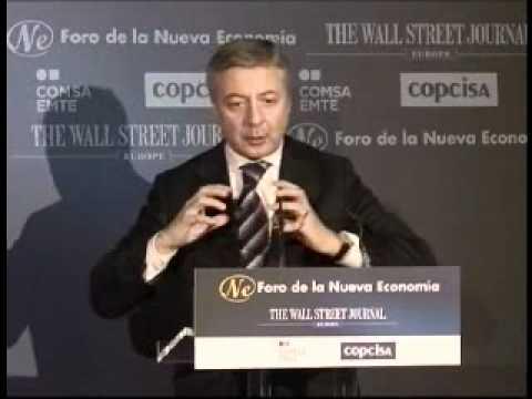 Foro de la Nueva Economia con José Blanco