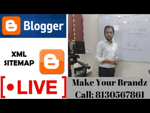 how-to-create-blogger-sitemap-and-submit-in-google-webmaster-tools-|-upendra-rana-official-|-seo,smo