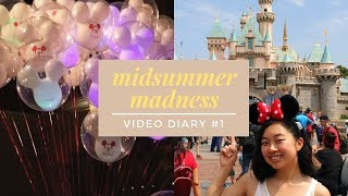 Midsummer Madness | Video Diary #1