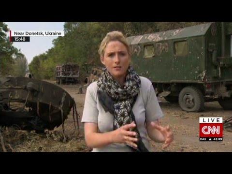 Pro-Russian separatists advance