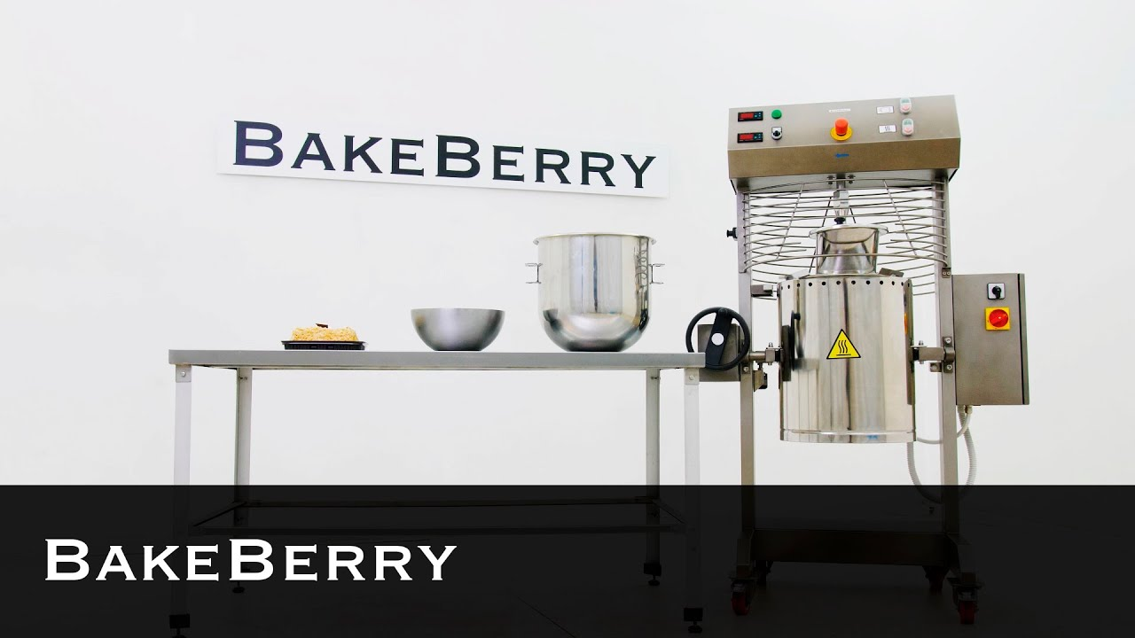 Download Кремоварки опрокидываемые цилиндрические BakeBerry серии KVR: готовим вкусный заварной крем!
