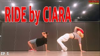 [DASURI CHOI] RIDE by CIARA with MACKY QUIOBE EP.5