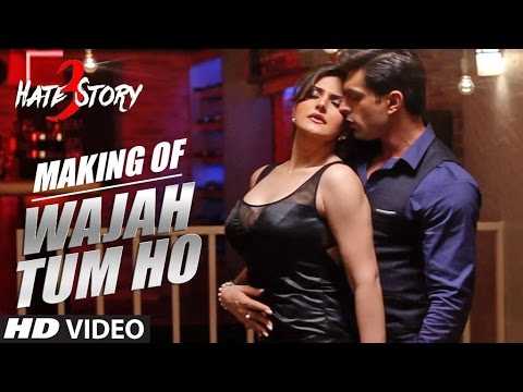 Song Making: Wajah Tum Ho | Hate Story 3 |...