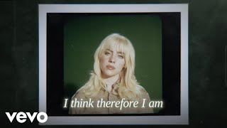 Download Billie Eilish - Therefore I Am (Official Lyric Video)