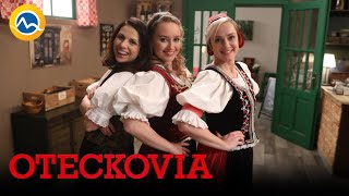 OTECKOVIA - Nádherné mamičky sako folklórne tanečnice