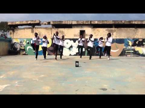 R2bees Killing me softly new dance by ArtDanceGH