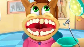Little Buddies Animal Hospital - Fun Pet Care & Take Care Animals Games