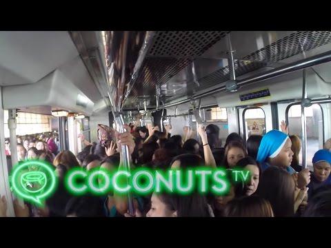 GoPro: Commuting in Metro Manila
