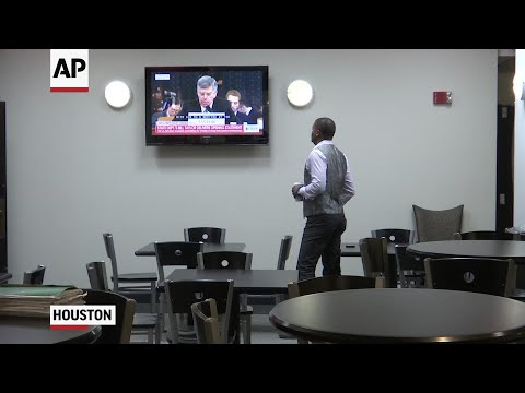 Associated Press: Americans react to televised impeachment hearings