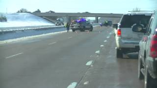 Accident. I-75 SB, Fenton, MI.