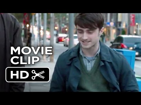 What If Movie CLIP - Bruce Willis (2014) -  Daniel Radcliffe, Adam Driver Movie HD