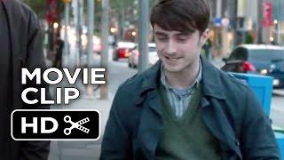 What If Movie CLIP - Bruce Willis (2014) -  Daniel Radcliffe, Adam Driver Movie HD