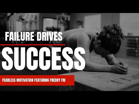 Failure Drives To Success | Fearless And Motivation