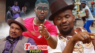 The Good Fight 5&6 - Zubby Micheal 2018 Latest Nigerian Nollywood Movie/African Movie New Released