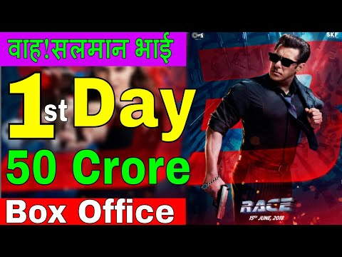 Race 3 1st Day Box Office Collection Prediction | Screen Count , Budget | Salman Khan, Jacqueline