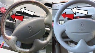 🚨 Rénovation Volant Twingo 1