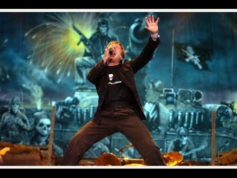 Iron Maiden-For The Greater Good Of God(Live At Download Festival 2007) Legendado Tradução HD 720p