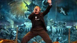Iron Maiden-for The Greater Good Of Godlive At Download Festival 2007 Legendado Tradução Hd 720p