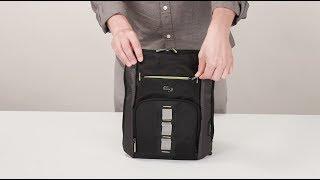 Рюкзак pacsafe z-28 pb160bk/25220104 рюкзак брезентовый челябинск