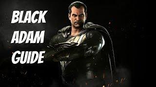 Injustice 2 - Black Adam Guide