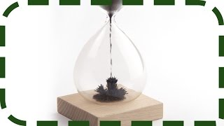 Магнитные песочные часы / Magnetic Hourglass