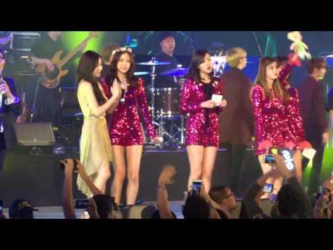 [FANCAM] 170429 Apink - Ending @ Korea Times Music Festival