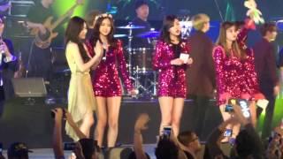 Video [FANCAM] 170429 Apink - Ending @ Korea Times Music Festival download MP3, 3GP, MP4, WEBM, AVI, FLV Desember 2017