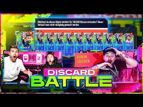 Diese KARTE willst du nicht DISCARDEN (auch im AUGUST) ☠️😱SOMMER STARS DISCARD Battle VS DerKeller!!