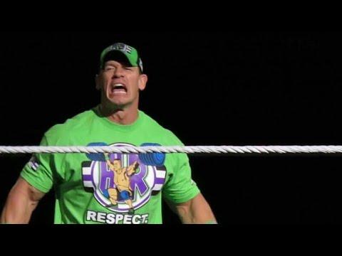WWE Live Event Tampa Florida 30th December 2017 John Cena Entrance