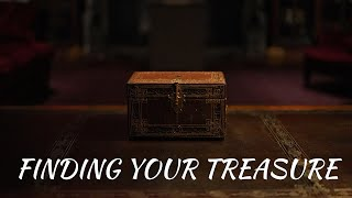 FINDING YOUR TREASURE-SUNDAY SERVICE 10.18.20