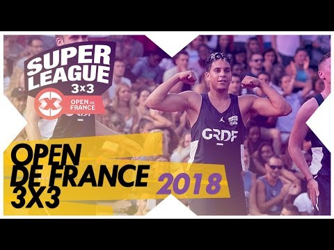 [MINI-MOVIE] OPEN DE FRANCE 3X3 TOULOUSE 2018