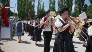 Gartenschau Pfaffenhofen Festzug Donaugaufest 2017