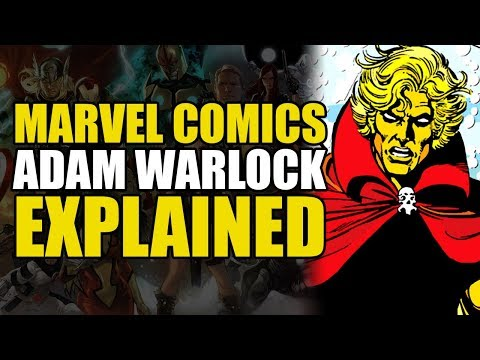 Infinity War: Adam Warlock Explained