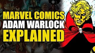 Infinity War: Adam Warlock Explained
