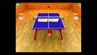 Virtual Table Tennis 2: Ping Pong Online. Настольный теннис онлайн
