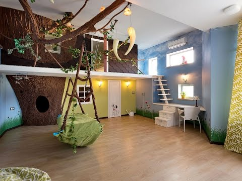 15 AMAZING KIDS' BEDROOMS