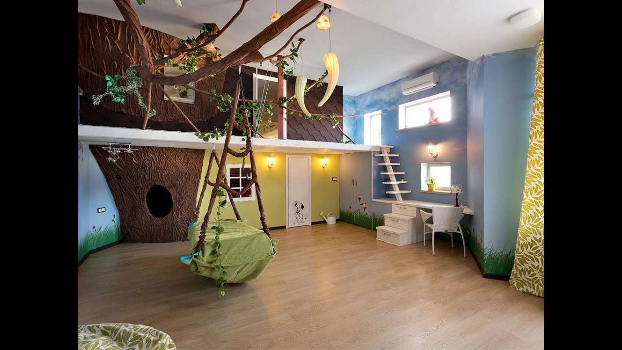 15 amazing kids' bedrooms - youtube