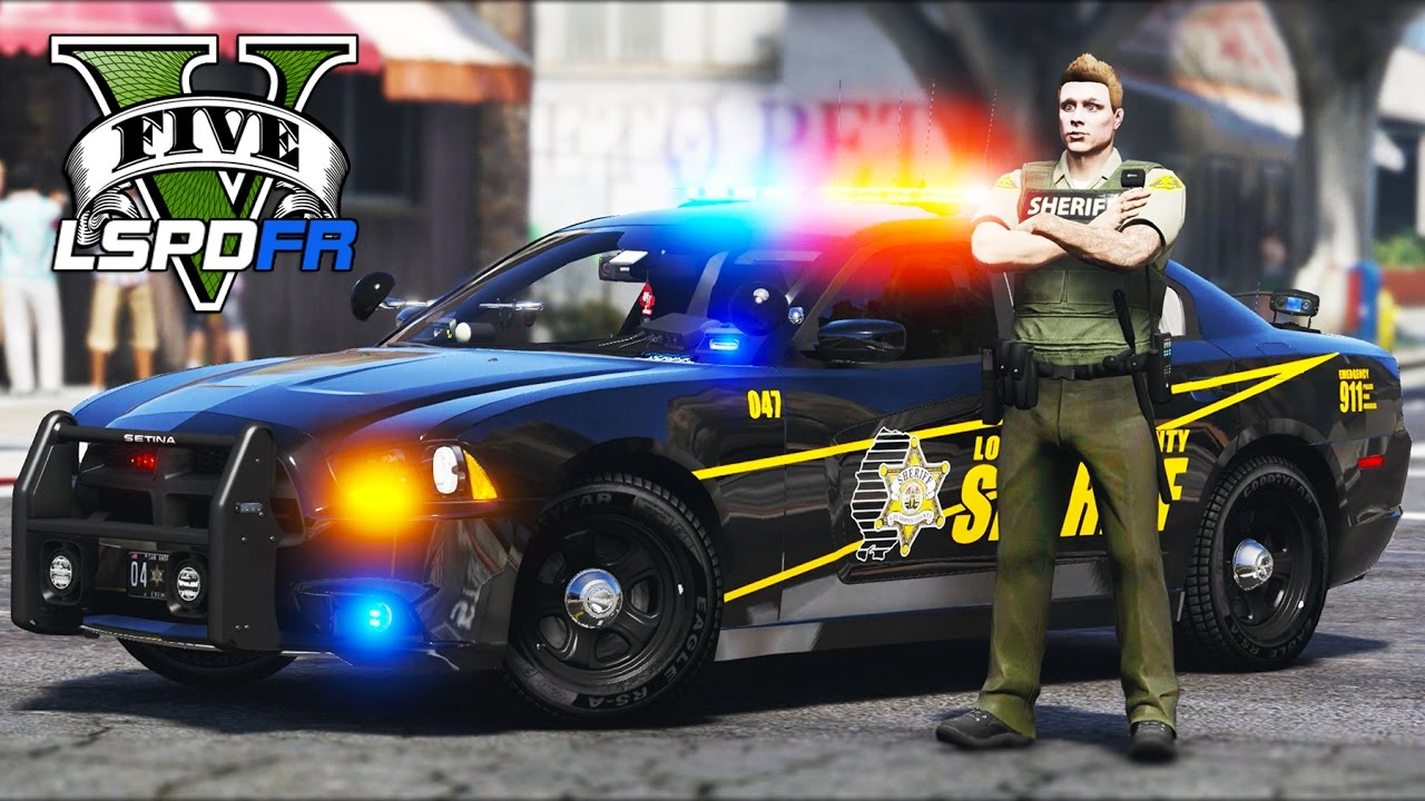GTA 5 - LSPDFR Ep127 - Skyline GT-R Pursuit in First Person!!