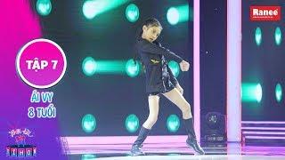Biệt Tài Tí Hon 2 | Tập 7: Diệu Nhi kinh nhạc với dancer nhí 8 tuổi nhảy trên nền nhạc BlackPink