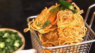 noodles cutlet