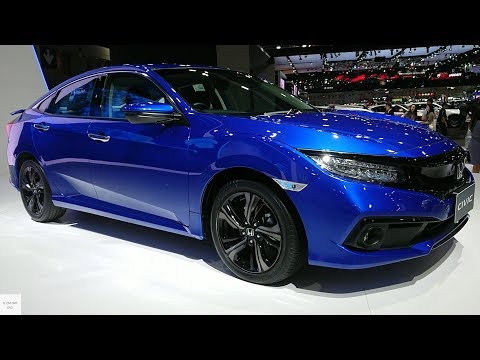 2020 Honda Civic RS 1.5 TURBO (FC) / In Depth Walkaround Exterior & Interior