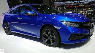 2020 Honda Civic RS 1.5 TURBO (FC) / In Depth Walkaround Exterior & Interior