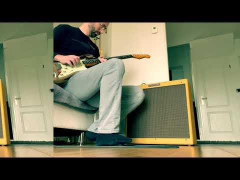 Fender Rory Gallagher & Fender Custom 57 Pro-amp
