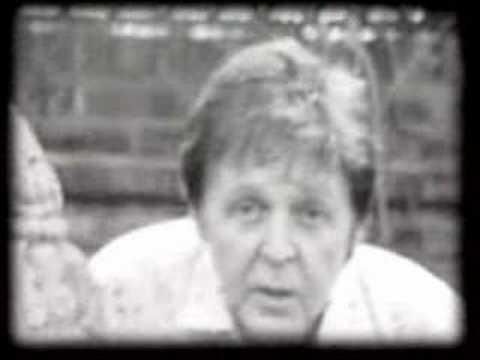 Paul McCartney's reaction to Paul McCartney's death - *** ATTENTION ***