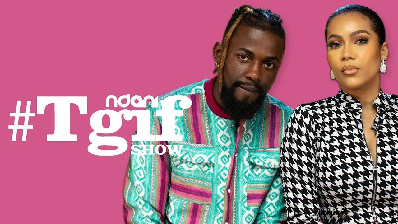 Download BBNaija's Maria and Michael on the NdaniTGIFShow