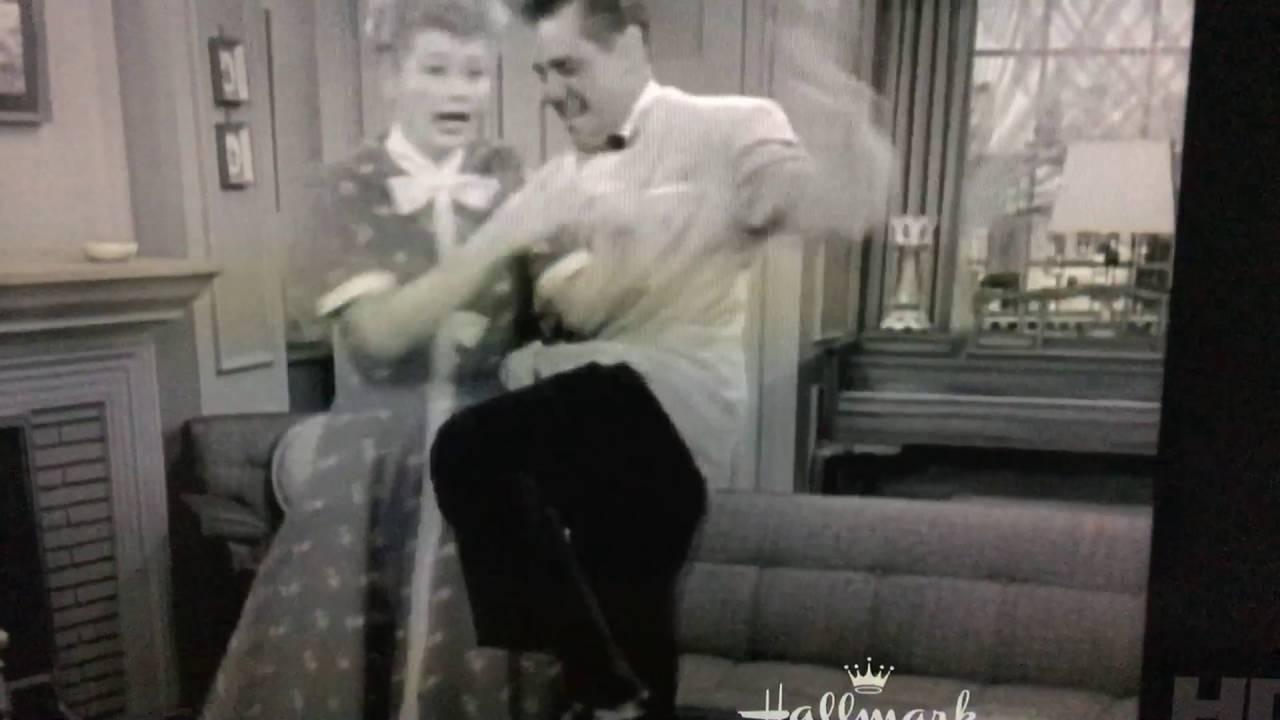 spank lucy Ricky