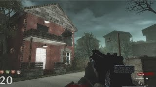 "ZOMBIE APARTMENT - ""Call of Duty: Zombies"" World at War ""Custom Zombies"" Gameplay"