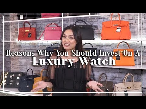 Reasons Why You Should Invest On A Luxury Watch