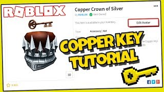 ROBLOX HOW TO GET THE COPPER KEY EASY LOCATION WALKTHROUGH (Roblox Ready Player One Event)