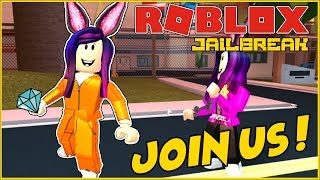ROBLOX LIVE STREAM STREAM !! - Jailbreak, Phantom Forces and more !! - COME JOIN THE FUN ! - #159